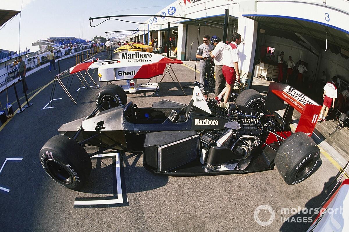 Los 10 mejores coches de McLaren en la F1