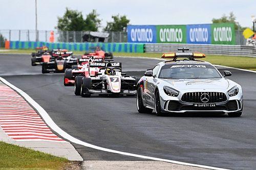Hungaroring F3: brillante triunfo de Pourchaire en una accidentada carrera