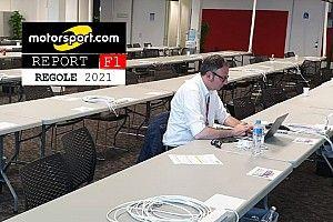Report F1: nuove regole, si slitta al 2022?