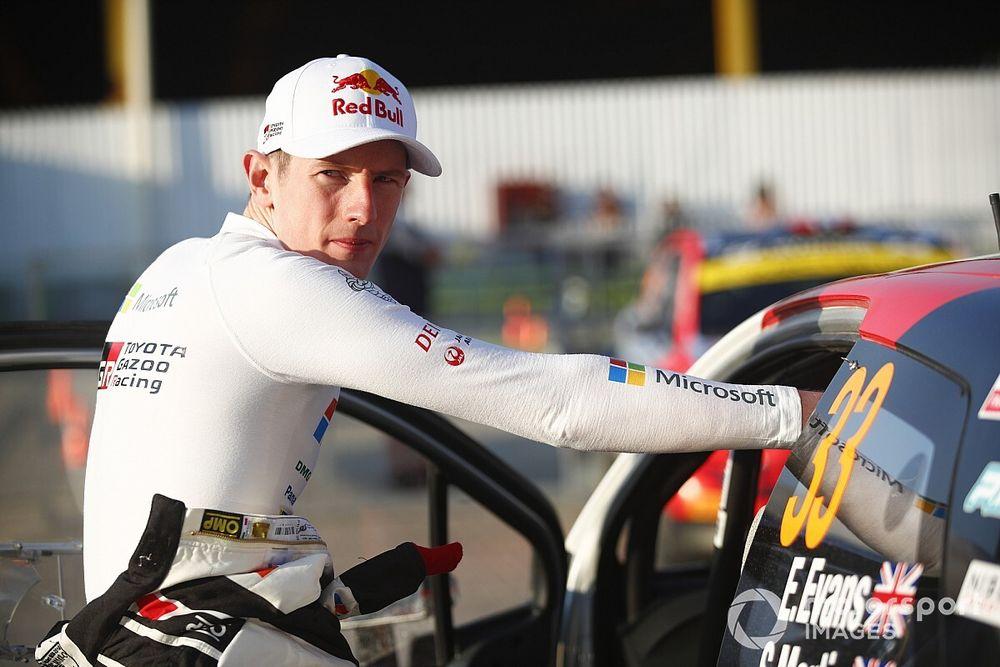 WRC: titolo a Evans, Ogier o Neuville? Ecco le combinazioni