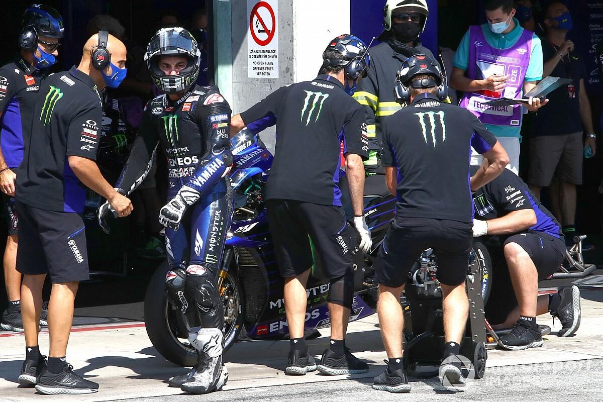 COVID-19 : 5 membres du team officiel Yamaha isolés