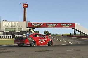 Livestream: Supercars All Stars Eseries finale