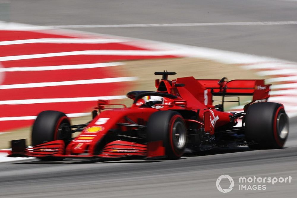 """Vettel """"can't put an answer"""" to struggles after Q2 exit"""