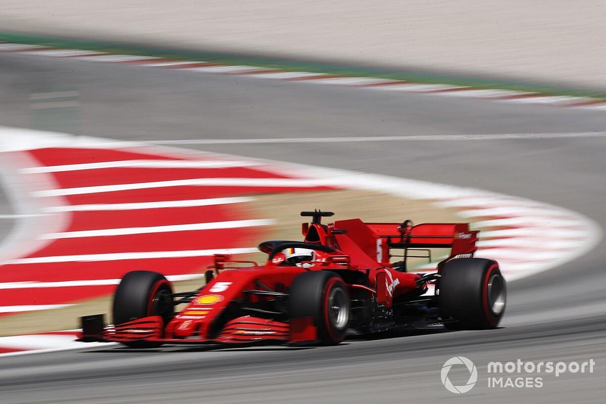 Vettel toujours sans réponse et encore éliminé en Q2