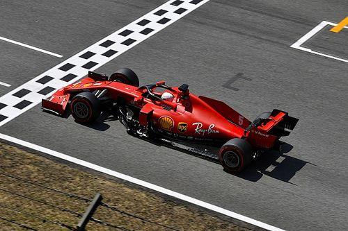 Vettel, elegido 'Piloto del día' del GP de España 2020 de F1