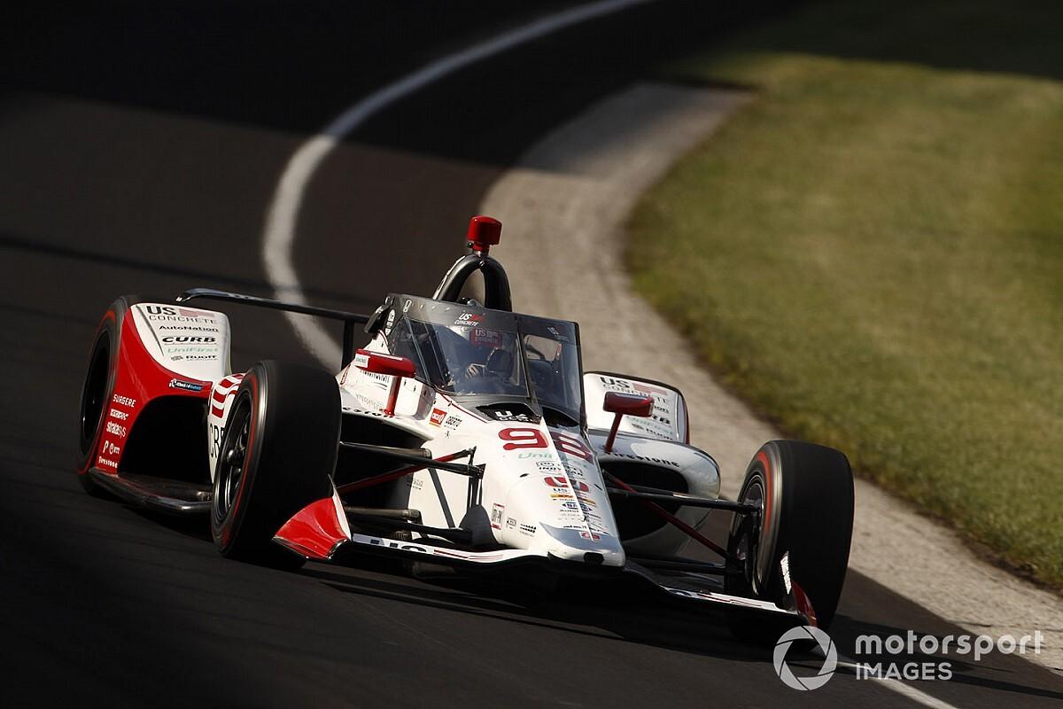 Fast Friday - Andretti en tête, Pagenaud et Alonso en retrait