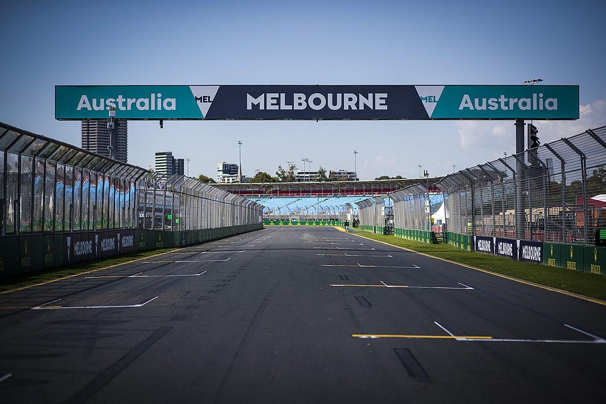 رسميًا: إلغاء سباق جائزة أستراليا الكبرى