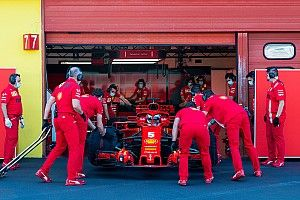 Vettel en Leclerc hele dag op Mugello met SF71-H in actie