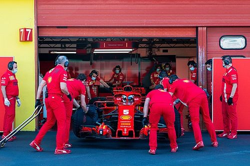 """Vettel: """"Avusturya'da beklentilerimiz konusunda gerçekçi olmalıyız"""""""