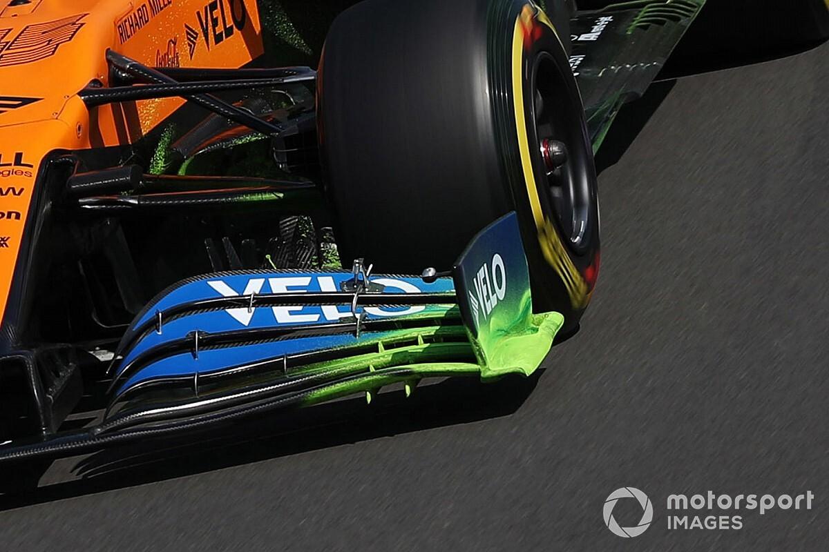 Remek hírek a McLarennél a fejlesztések után a Brit Nagydíjon