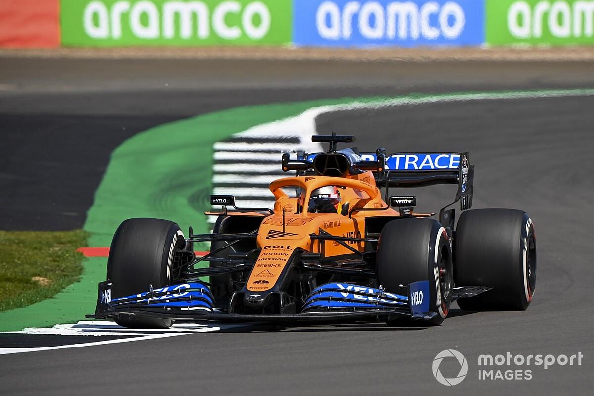 McLaren teste des évolutions aéro à Silverstone
