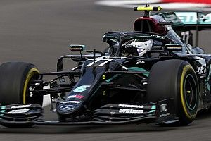 British GP: Bottas outpaces Hamilton in final practice