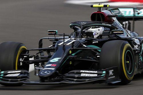 British GP: Bottas outpaces Hamilton in final practice