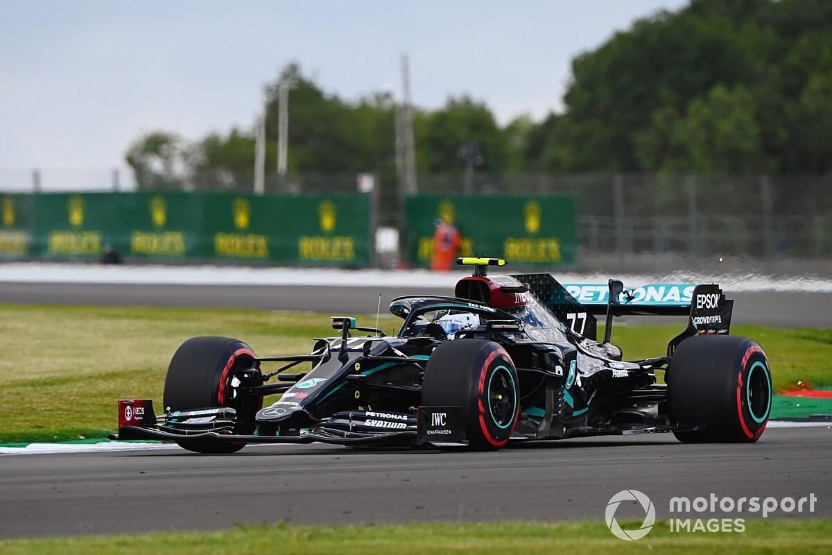 Bottas verlengt F1-contract en rijdt ook in 2021 voor Mercedes