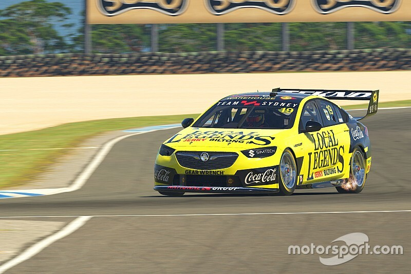 Supercars secures backer for Eseries