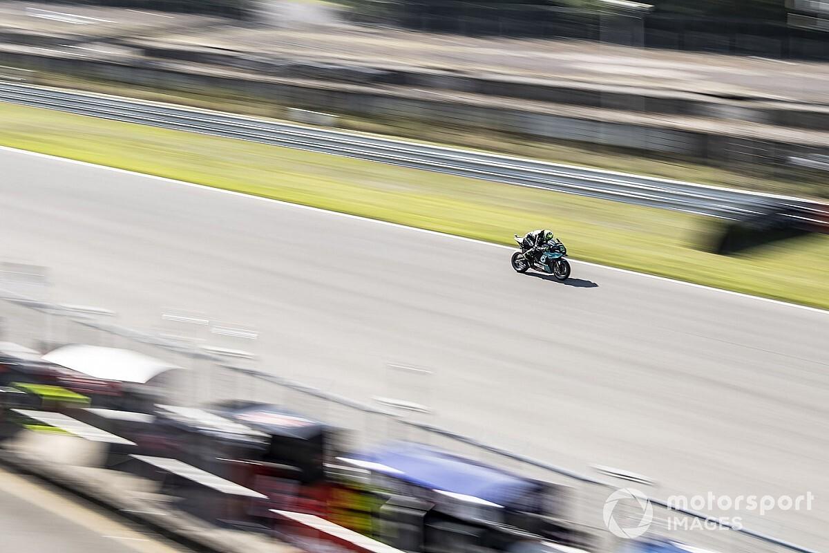 """Morbidelli: """"No quiero saber por qué las otras Yamaha no han ido bien"""""""