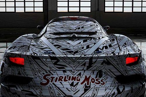 Maserati dévoile un prototype de MC20 dédié à Stirling Moss