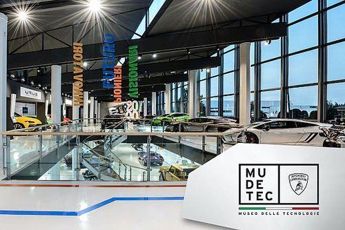 MuDeTec: il museo e casa tecnologica di Lamborghini