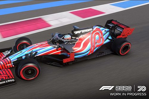 Bámulatosnak tűnik az F1 2020, az új hivatalos F1-es játék: videóval