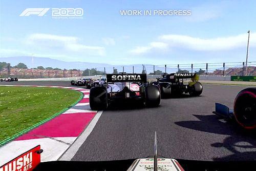 Las novedades del nuevo 'F1 2020'