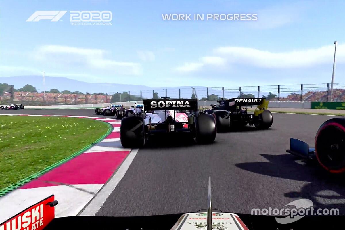 F1 2020: egészen kiváló lett az AI az új F1-es játékban? (videó)