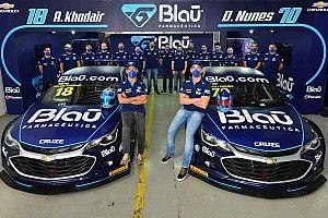 Blau Motorsport apresenta novos carros para a temporada 2020 da Stock Car