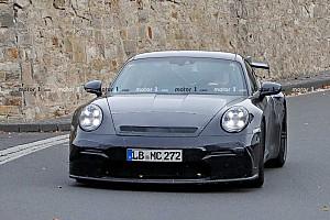 Vídeo: el rugir del Porsche 911 GT3 992 en Nordschleife
