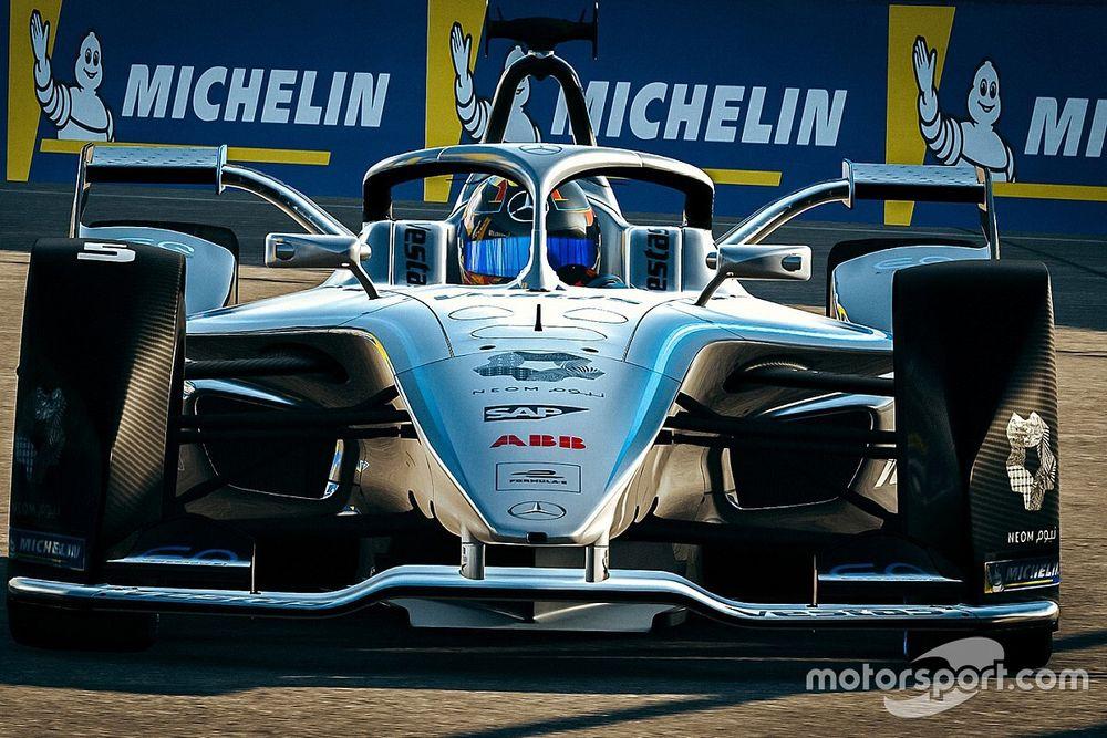 Vandoorne conquista primeiro título de campeonato virtual da Fórmula E