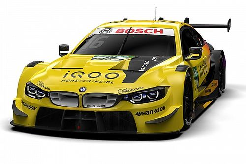 BMW reveals liveries for 2020 DTM season