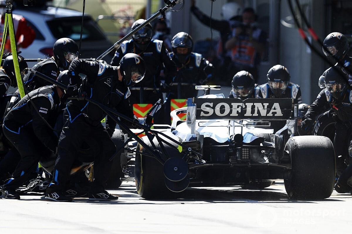 Russell autójával tesztelhet pénteken a fiatal tehetség a Red Bull Ringen