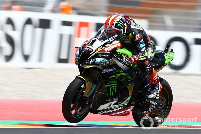 Rea: Puedo hacerlo mejor que Crutchlow en MotoGP