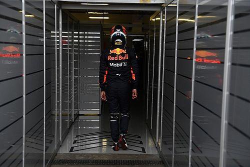 Webber crê que Ricciardo tenha cometido erro saindo da Red Bull
