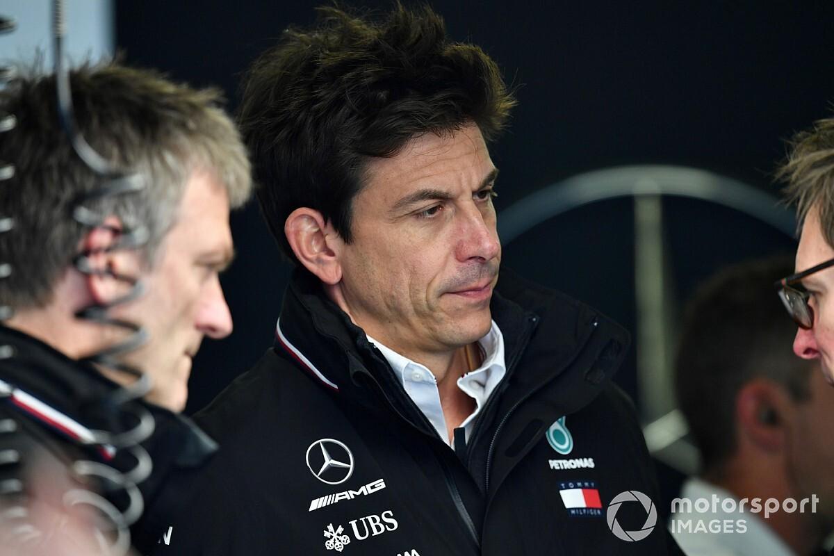 Mercedes: A stratégiai előny a Ferrarinál van a Brazil Nagydíjon