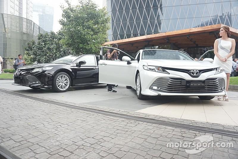 GALERI: Peluncuran Toyota All New Camry