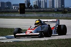 Há 36 anos, Ayrton Senna estreava na F1 no GP do Brasil