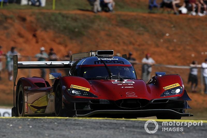Bernhard, Pla join Mazda IMSA endurance lineup