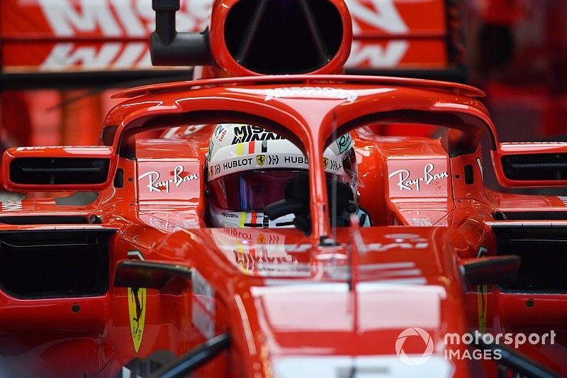 """Vettel es respaldado por sus rivales tras una """"dura"""" sanción"""