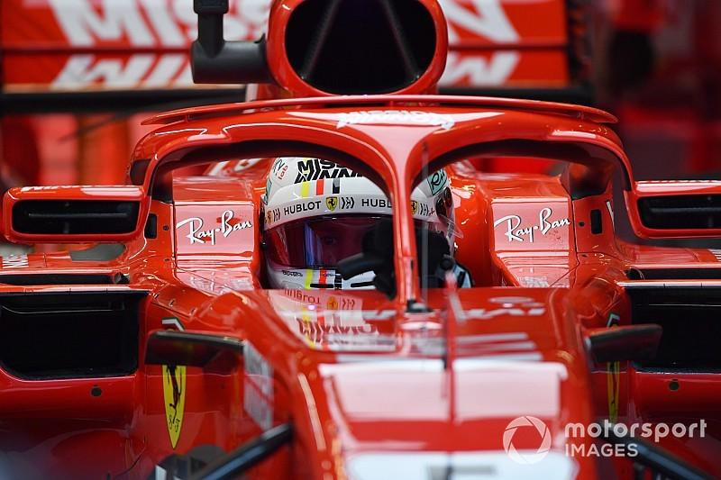 F1アメリカFP3速報:ベッテル最速で予選へ。ハミルトン3番手
