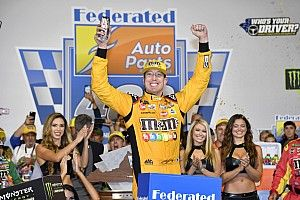 Kyle Busch, Mars sign contract extension with Joe Gibbs Racing