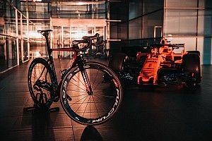 McLarena rozbrat z kolarstwem