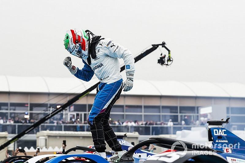 """BMW: Zege bij debuut """"zeer onverwacht"""" ondanks sterke test"""
