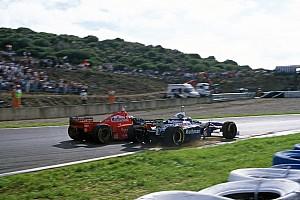 Ma este 8 órától: Európai Nagydíj 1997: Villeneuve vs Schumacher!