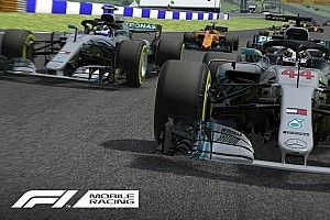 Разработкой мобильных игр по Формуле 1 займется новая компания