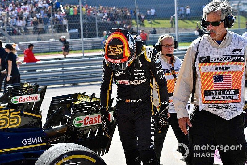 """Sainz: """"En la F1, muchos pilotos no se muestran tal y como son"""""""