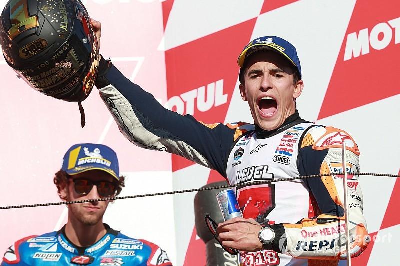 Confira os recordes de Marc Márquez após o 7º título mundial