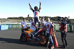5e titre MotoGP de Márquez: retour sur une saison de domination