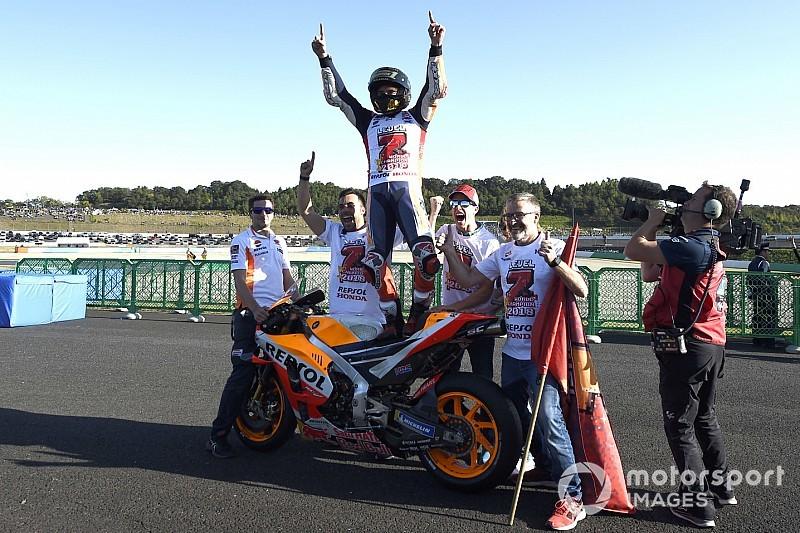 П'ятий титул MotoGP Маркеса: ще один сезон панування