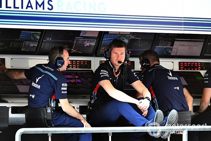 A Williams korábbi mérnöke elmondta, hogyan lehet gyorsan lemaradni a fejlesztési versenyben