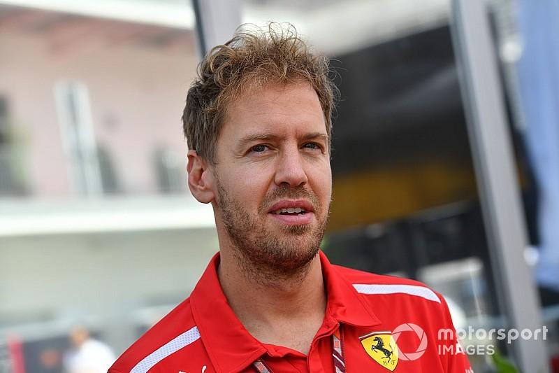 Vettel exalta trabalho em equipe e garante que nada mudará em 2019