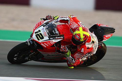 Xavi Forés trova una sella: nel 2019 correrà nel BSB con Honda Racing